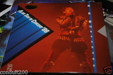 譚詠麟 ALAN TAM LIVE  X2 LP HONG KONG 12' ANALOG  1986 orig IMPORT EX W.BOOK