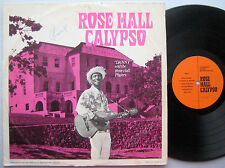 DANNY and the ROSE HALL PLAYERS Rose Hall CALYPSO LP