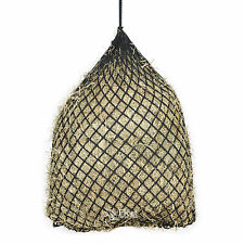 "Shires Soft Mesh Haylage Net - Black 40"" (102cm) - 3 Mesh Sizes"