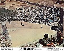 """PATRICIA GOZZI & GERARD ZIMMERMANN in """"Hung Up"""" Original COLOR LOBBY CARD 1969"""