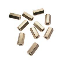 10 Distanzbolzen M4 x 10 mm Innen-Innen Abstandsbolzen 10mm 853729