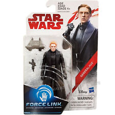 "100% Hasbro Star Wars The Last Jedi Force Link  3.75"" General Hux In-Stock 2017"