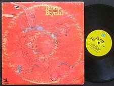 RUSTY BRYANT Fire Eater LP PRESTIGE P-10014 Orig US '71 JAZZ FUNK Idris Muhammad