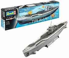 Revell - 05133 - U-boat Allemand-sous Marin - Type IX C