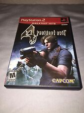 Resident Evil 4 (Sony PlayStation 2, 2005) // PS2 Greatest Hits