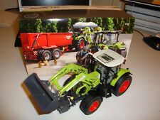 Claas Arion 620 + FL 120 - Model of the Year 2015 - Wiking 1:32 - Sondermodell