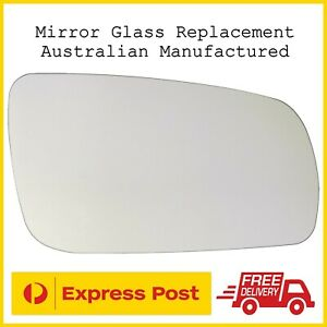 Audi A6 C5 Typ 4B Facelift 1999-2004 Right Drivers Side Mirror Glass Replacement