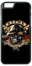 US Marine Corp. Military Custom Phone Case Cover For Samsung 8 iPhone 7 6 SE etc
