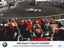 Official 2006 BMW Sauber Formula 1 Press Photograph