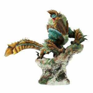 New Figure Builder Creators Model Thunder Wolf Wyvern Zinogre Rerelease Edition