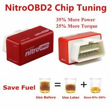 OBD2 Plug&Drive Nitro Performance Chip Tuning interface Box for Diesel Cars TG