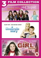 Cinderella Story/ The Clique/What a Girl Wants Triple Pack [DVD] [2012]