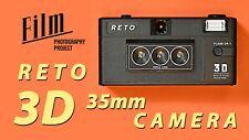 RETO 3D 35mm Still Photography Camera