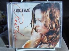 SARA EVENS: Restless, 1-Cd, 2003, RCA, Contemorary Country, Free Shipping!