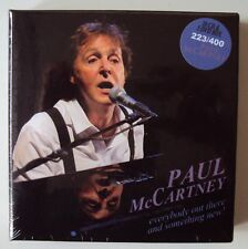 Paul McCartney   Everybody Out There...Tour  2013       10 CDs  + 5 DVDs Box Set