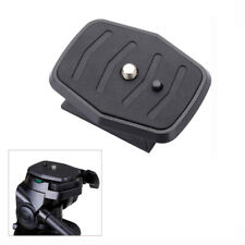 Quick Release Plate Adapter Mount Head For Tripod Monopod YUNTENG VCT-888 Velbon