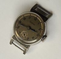 Vintage Ladies  OPTIMA 15 Jewels Subsecond Swiss Made Wristwatch