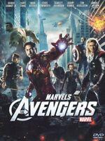 The Avengers - Marvel Studios - Dvd - Nuovo Sigillato Fuori Catalogo