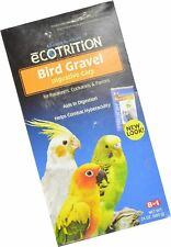 8 In 1 Pet Products eCotrition Bird Gravel for Parakeets, Cockatiels, Parrots.