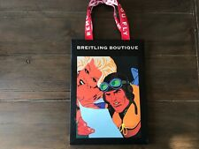BRAND NEW BREITLING WATCH BOUTIQUE GIFT BAG