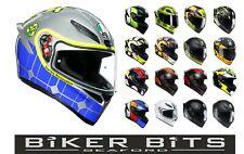 AGV K1 2020 Sports Motorbike Lightweight Helmet with Spoiler and Pinlock Ready