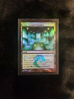 Simic Growth Chamber mtg ~ FOIL Common Land Dissension Magic The Gathering