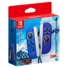 Nintendo Switch Legend of Zelda Skyward Sword Edition Joy-Con Controllers L / R