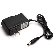 12V 1A 12W AC/DC Power Supply Adapter for LED Light Strips 3528 5050