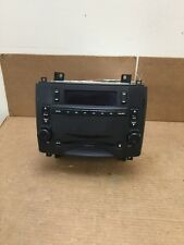 05 06 07 CADILLAC CTS SRX Radio Stereo 6 Disc CD Player Factory OEM AVEC Factory