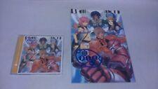 "Doujinshi PSO Phantasy Star Online ""Peachy Sugars' Online Ver.2""  w/CD Japan"
