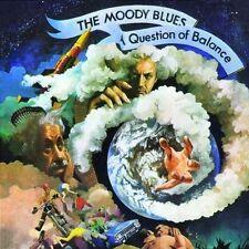 THE MOODY BLUES: A QUESTION OF BALANCE REMASTERED CD INC 6 BONUS TRACKS NEW