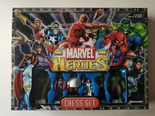 Marvel Heroes Chess Set New In Box Pressman