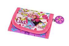 FROZEN - portafoglio bambina - borsellino originale Disney con ELSA e ANNA