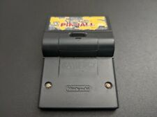 Pokemon Pinball Nintendo Game Boy Color EX condition cartridge authentic