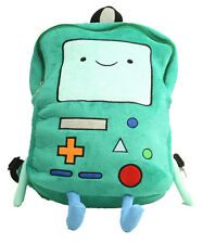 Adventure Time BMO Beemo Plush Backpack Bag Adorable Xmas Gift