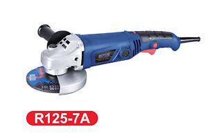 Smerigliatrice angolare 1250W levigatrice flex 11000giri R125-7A