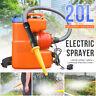 20L Electric Fogger ULV Sprayer Mosquito Killer Farming Office Industrial DHL
