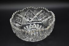 "Hawkes American Brilliant ABP Holland Hobstars & Fans 7 1/4"" Bowl"