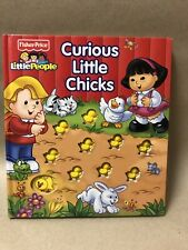 Fisher Price Little People Curious Little Chicks Book!