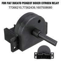 Heater Blower Fan Switch 77362439 For Peugeot Boxer Citroen Relay Fiat 2006 On