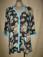 Autograph 3/4 Sleeve Hand-wash Only Floral Tops & Blouses for Women