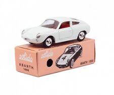 Solido 421436690 - 1/43 Fiat Abarth 1000 weiß - Neu