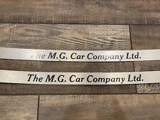 MG TD Threshold Plates