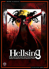 Hellsing . The Complete Original TV Series Collection . Anime . 4 DVD . NEU OVP