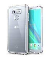 Funda de gel TPU carcasa protectora silicona para LG Optimus G6 Transparente