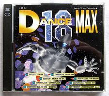 2 CD-Set Dance MAX 18 (1996)