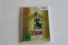 Nintendo Wii WiiU Spiel The Legend of Zelda: Skyward Sword ohne Orchestra-CD