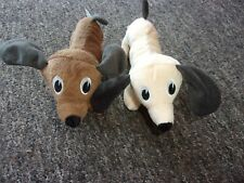 2 sausage dogs looking for a new home!