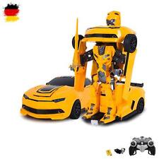 RC ferngesteuertes Roboter-Auto, Transformation per Knopfdruck, Fahrzeug, Neu