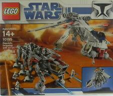 """LEGO® STAR WARS™ 10195 REPUBLIC DROPSHIP  """"NEU & ORIGINAL VERPACKT"""" !!!!!!!!!!!"""